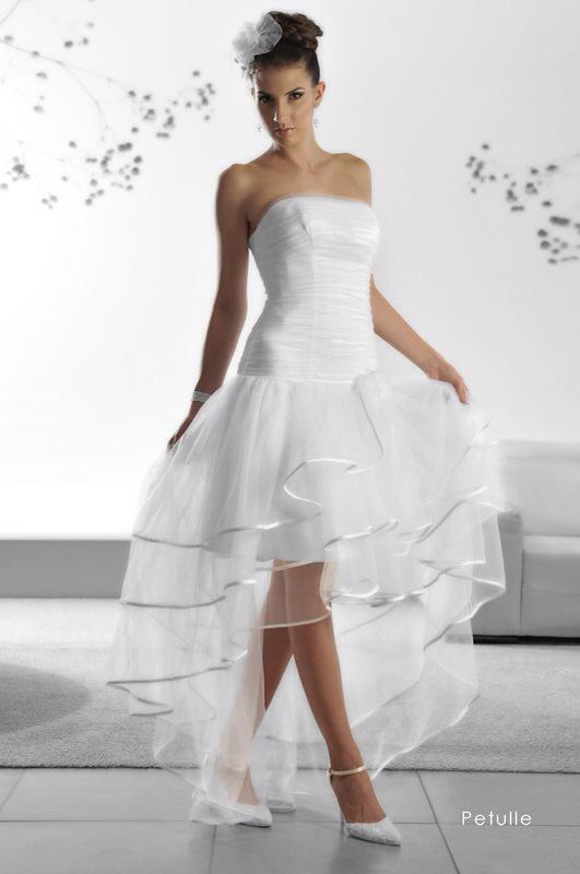 Svadobné šaty Petulle od Emil Halahija