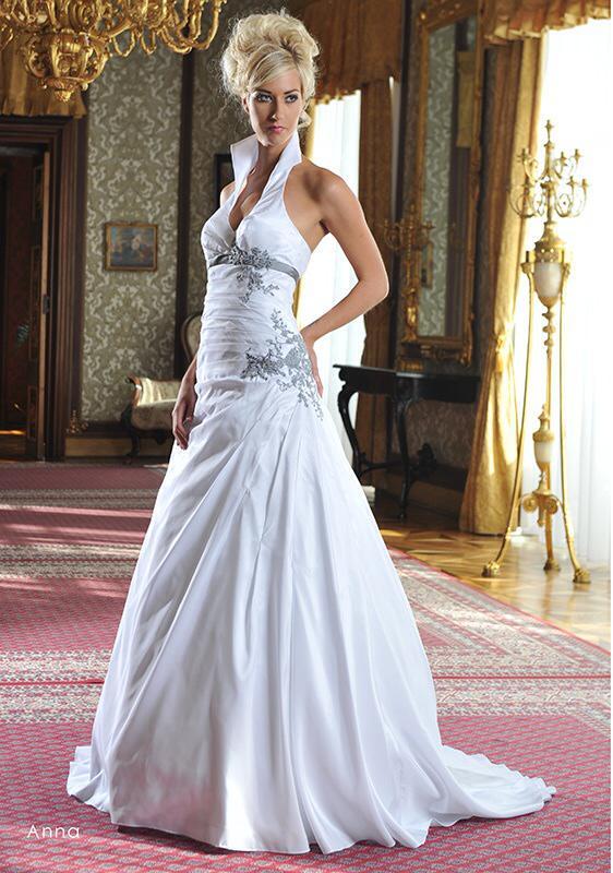 Svadobné šaty Anna od San Patrick