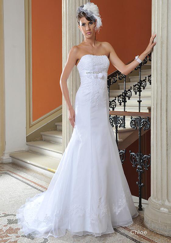 Svadobné šaty Chloe od San Patrick