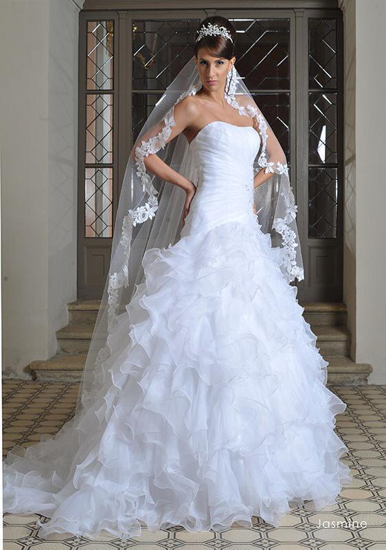 Svadobné šaty Jasmine od San Patrick