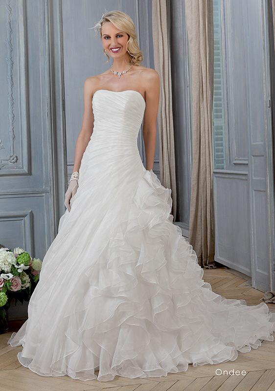 Svadobné šaty Ondee od San Patrick