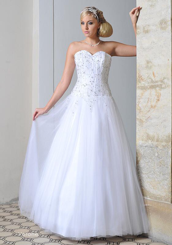 Svadobné šaty Verone od San Patrick