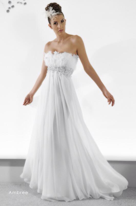 Svadobné šaty Ambree od Emil Halahija