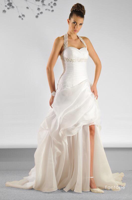 Svadobné šaty Fantasie od Emil Halahija