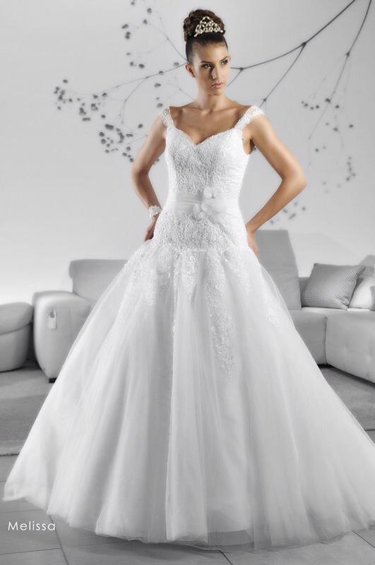 Svadobné šaty Melissa od Emil Halahija