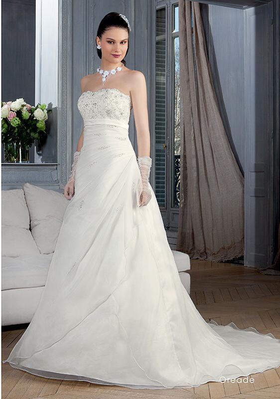 Svadobné šaty Oreade od San Patrick