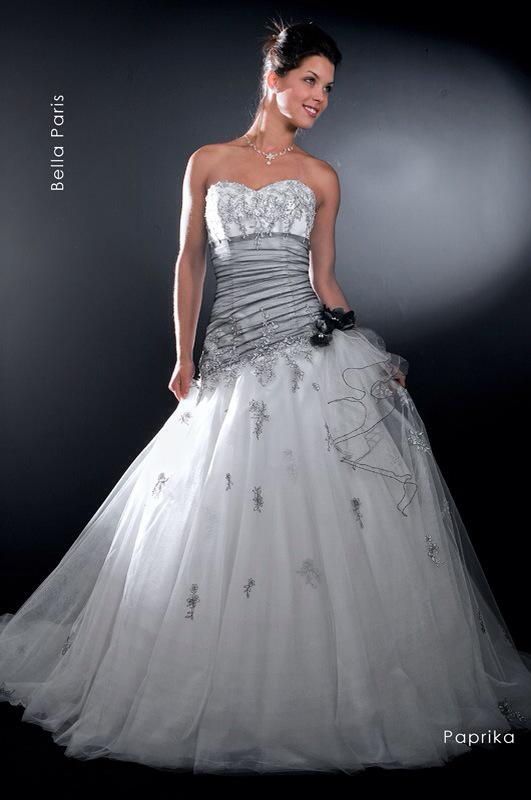 Svadobné šaty Paprika od Emil Halahija