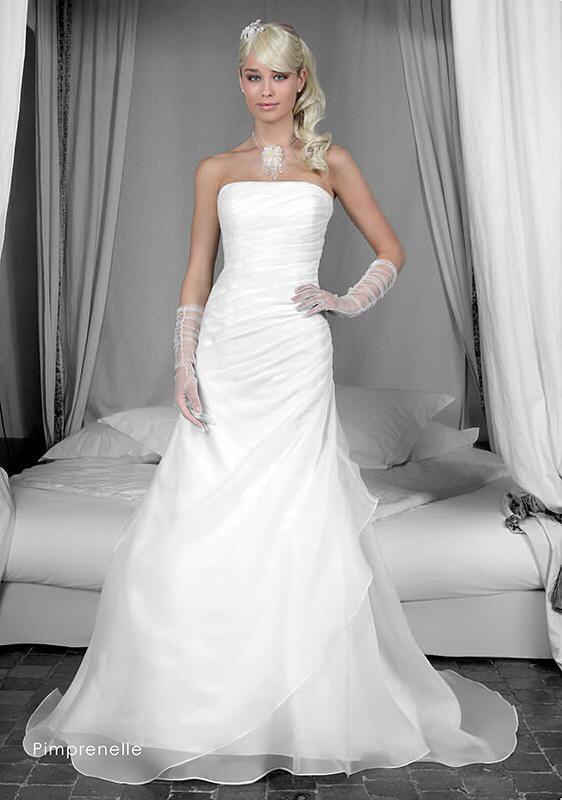 Svadobné šaty Pimprenelle od San Patrick