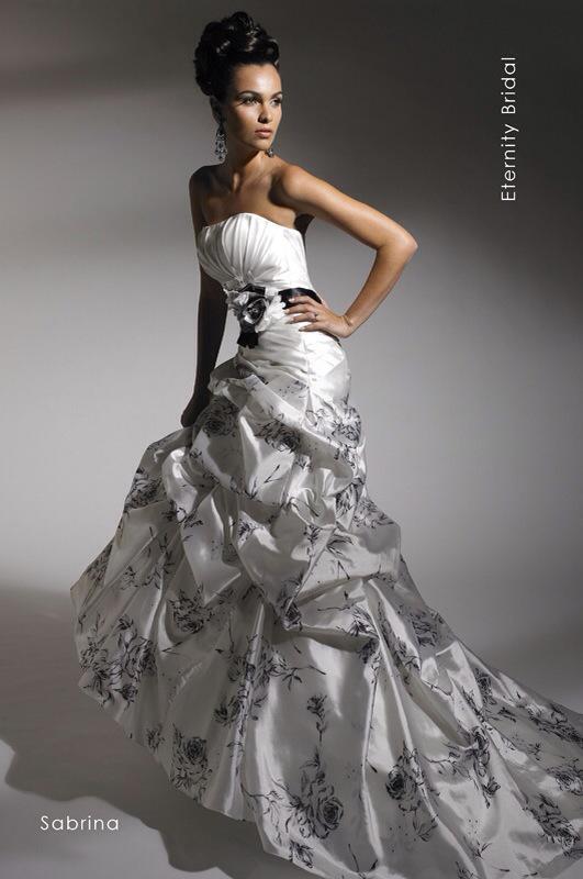 Svadobné šaty Sabrina od Emil Halahija