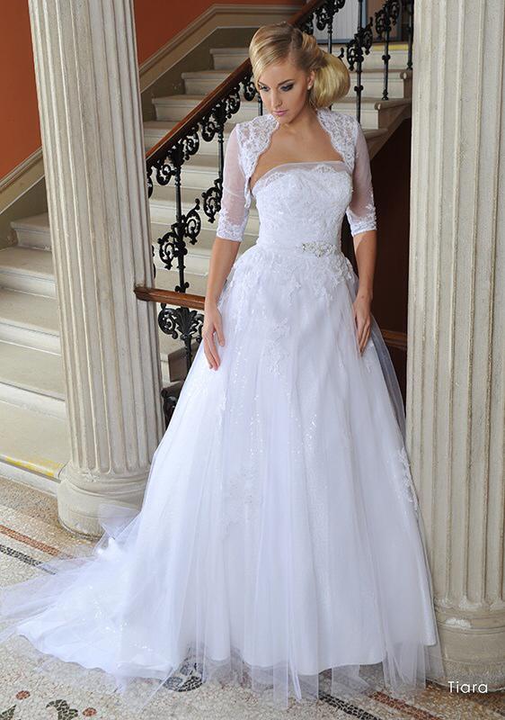 Svadobné šaty Tiara od San Patrick