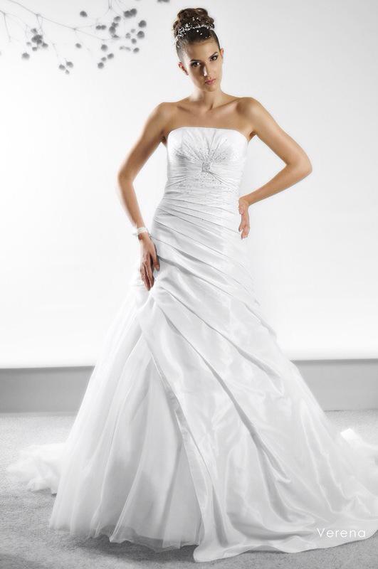 Svadobné šaty Verena od Emil Halahija