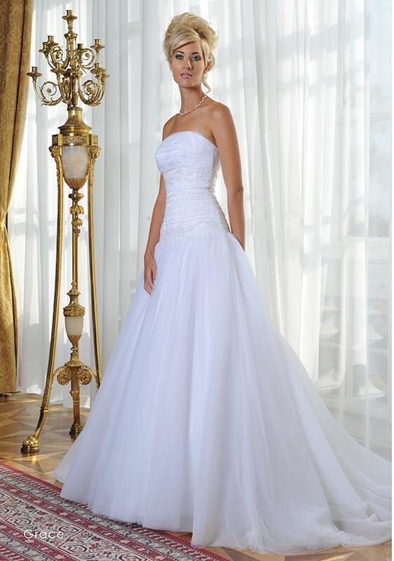 Svadobné šaty Grace od San Patrick