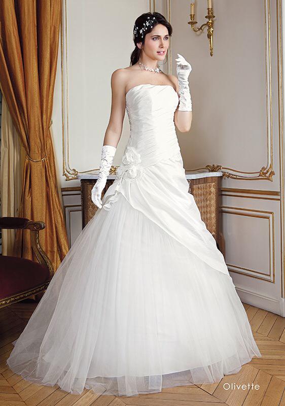 Svadobné šaty Olivette od San Patrick