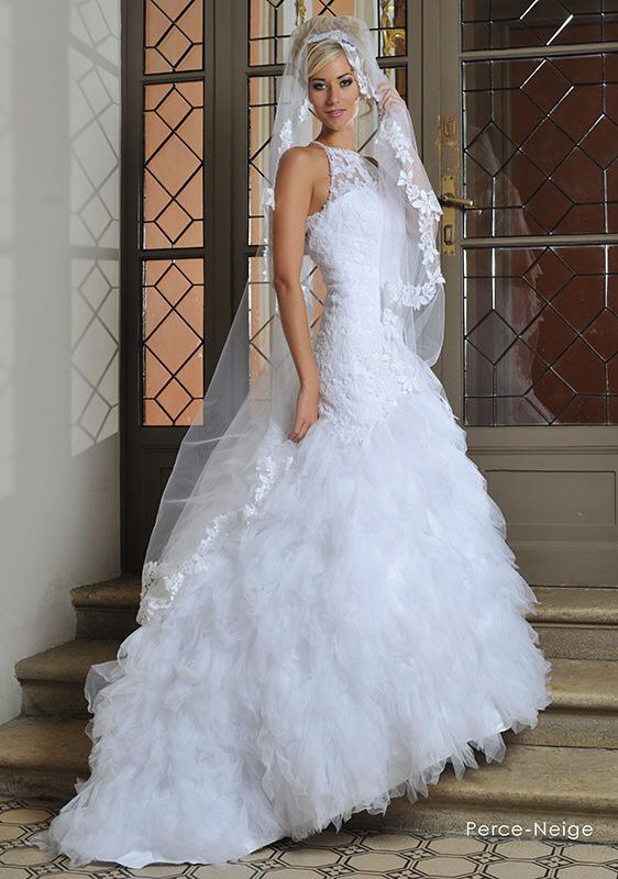 Svadobné šaty Perce - Neige od San Patrick