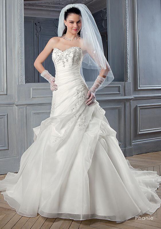 Svadobné šaty Phanie od San Patrick